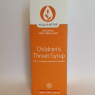 Kiwiherb Children's Throat Syrup